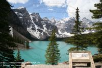 Banff NP: Lake Moraine